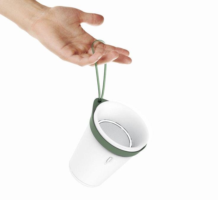 Cup o' Music! | Yanko Design