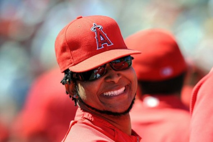 "Ervin Santana - Once billed as ""Little Pedro"" in reference to Pedro Martinez, Santana is the Angels number 3 starter for the 2012 season behind jarred Weaver and Dan Haren."