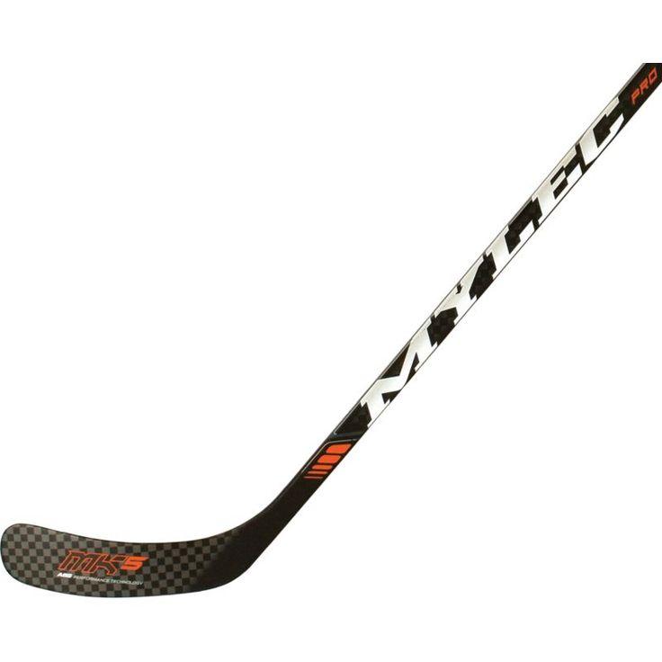 Mylec Junior MK5 Composite Street Hockey Stick, Black