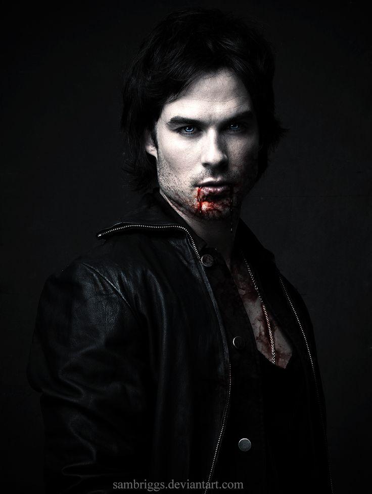Ian Somerhalder Vampire II (Request) by SamBriggs.deviantart.com on @deviantART