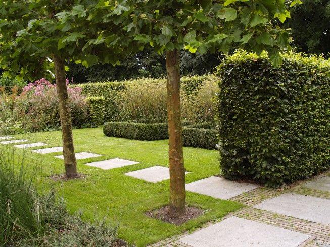 buro mien ruys - tuin & landschapsarchitekten - Tuin in Hagenstein
