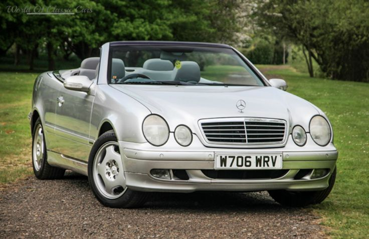 World Of Classic Cars: Mercedes-Benz CLK 320 - World Of Classic Cars -
