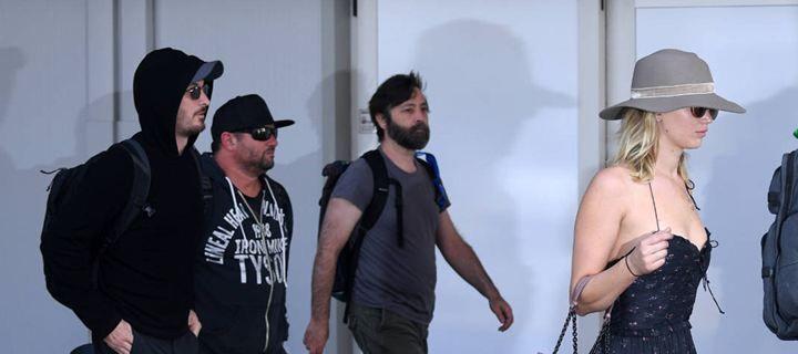 Jennifer Lawrence-Darren Aronofsky: Η άφιξη του πολυσυζητημένου ζευγαριού στη Βενετία