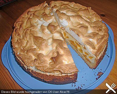 Mandarinen - Quark - Kuchen mit Baiserhaube, ein beliebtes Rezept aus der Kategorie Kuchen. Bewertungen: 11. Durchschnitt: Ø 4,3.