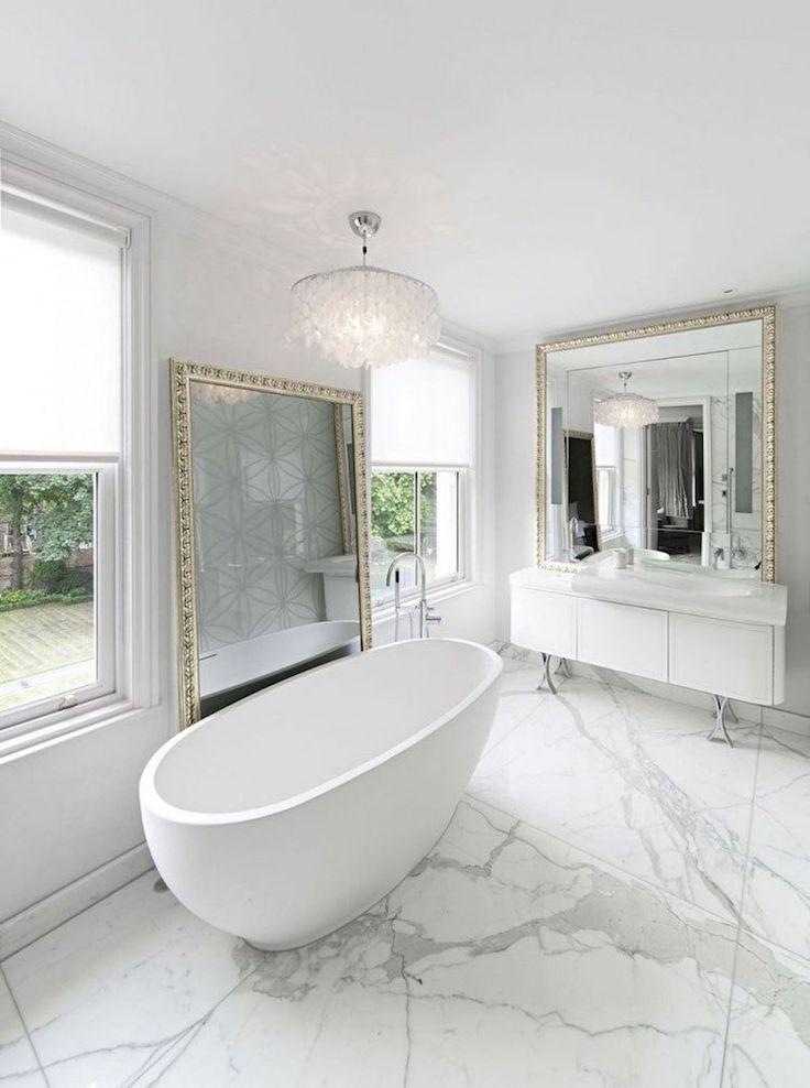 Die besten 25+ White marble flooring Ideen auf Pinterest Schwarz - marmorboden wohnzimmer