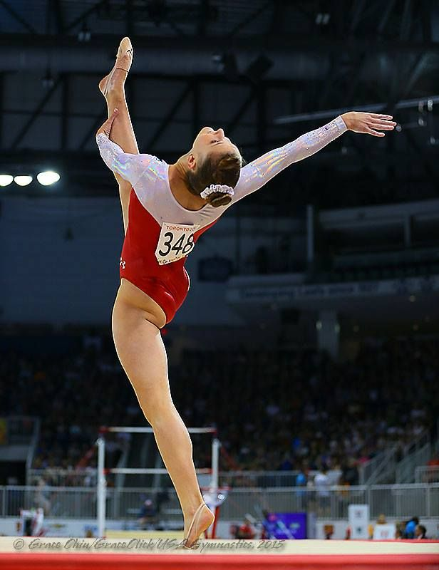 2015 Pan American Games Qualifications--Madison Desch