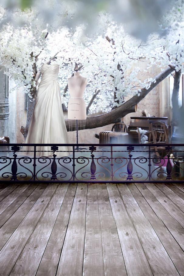 Фотографии Фонов Маленькие Белые Деревянные Полы И Стулья Фотографии Фоном Lk4251