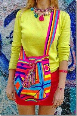 bolsa wayuu wayuu bag sussu bag bolsa colombiana bolsa colorida bolsa tnica bolsa feminina bolsa13 Wayuu Bag, a bolsa que conquistou o Verão