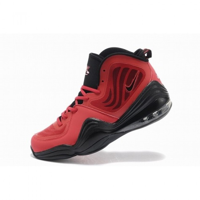 Discount Nike Air Penny V Men Basketball Shoes Red/Black 1004 $76 http:/ � Kevin  Durant ...