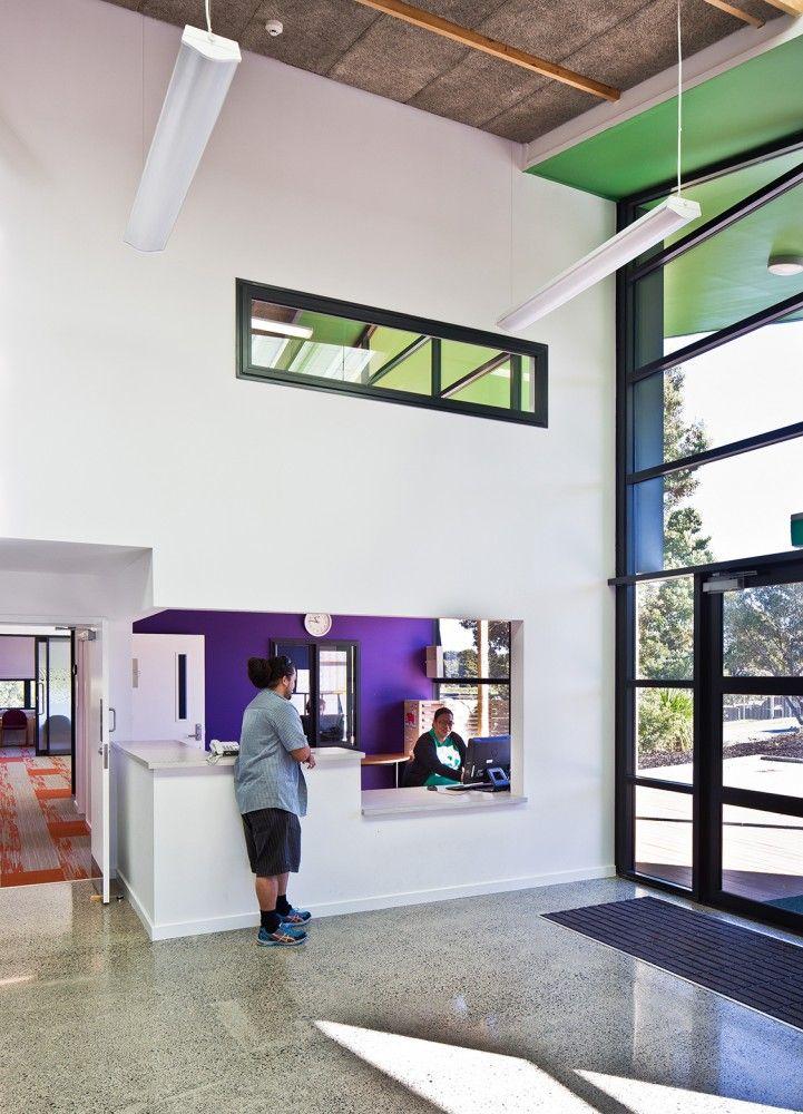 Clayton Park School Hall and Administration / Stephenson&Turner