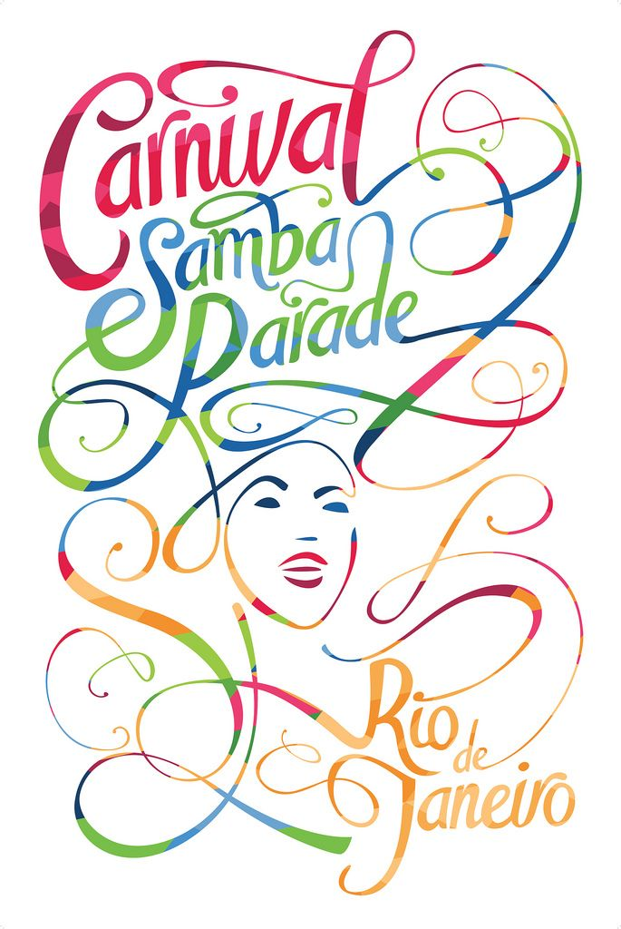 Carnival Samba Parade in Rio.. a must go at least once in your life