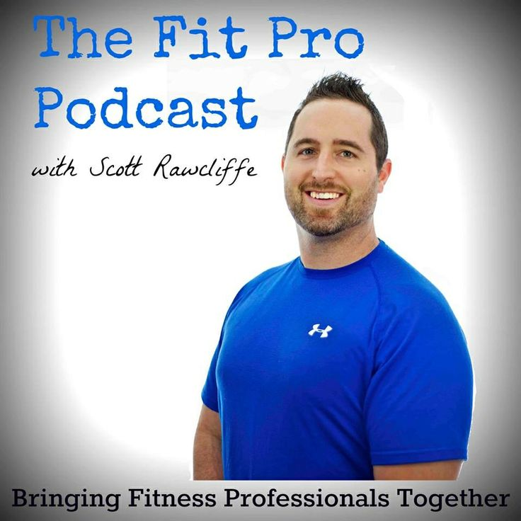 Check out this great free podcast on iTunes for personal trainers!   www.scottrawcliffe.com/1