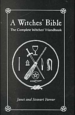 The Complete Witches' Handbook. Everything you need to know is here.