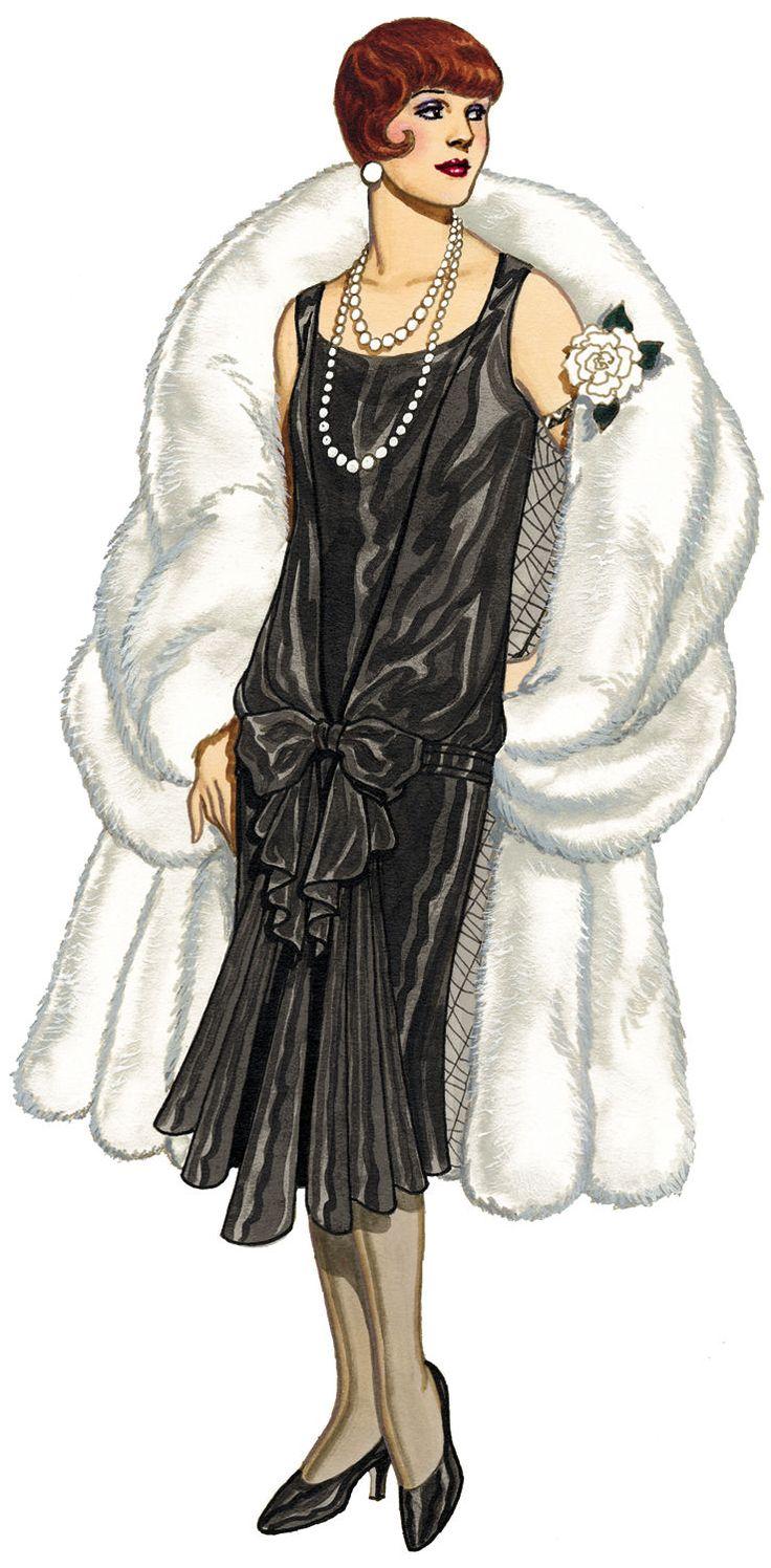 64 best images about Prohibition Era Fashion on Pinterest