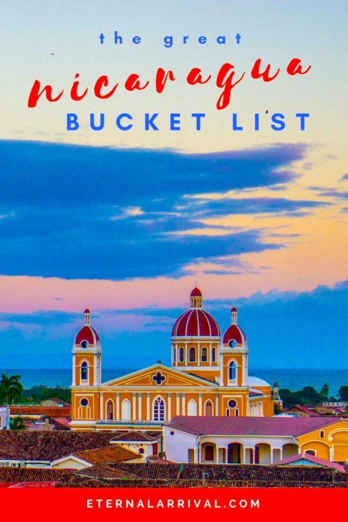 The Nicaragua Bucket List 25 Epic Things