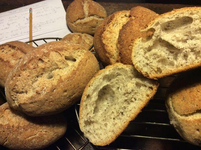 la cucina di bimba pimba: ricetta del Pane al Saraceno integrale