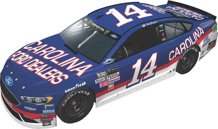 Clint Bowyer 2017 #14 Carolina Ford Dealers Darlington 1:24 ARC - PRE-ORDER