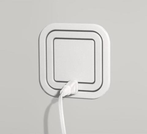 Just plug in anywhere around the line for power!