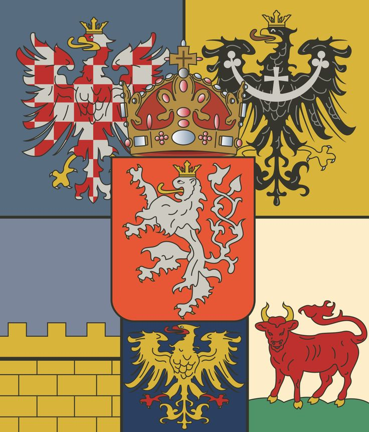 Lands of the Bohemian Crown - Wikipedia