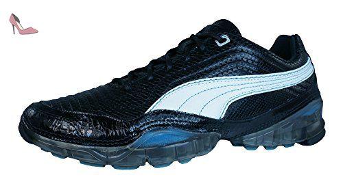 Puma Cell Meio L Cuir Course Baskets Chaussures De