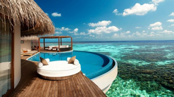 Maldives - best known & small island state off of the coast of south/south-west India is entirely surrounded by the Laccadive Sea, part of Indian Ocean.