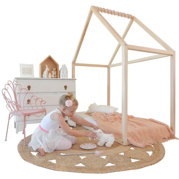 Playhouse Mini by RAW Sunshine Coast   Cubby, playroom, play space, kids, fun, cute, interior design, children's interior design