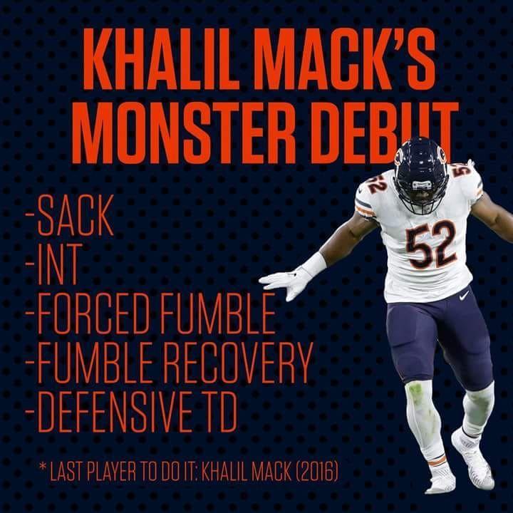 Mack Attack Made An Impact