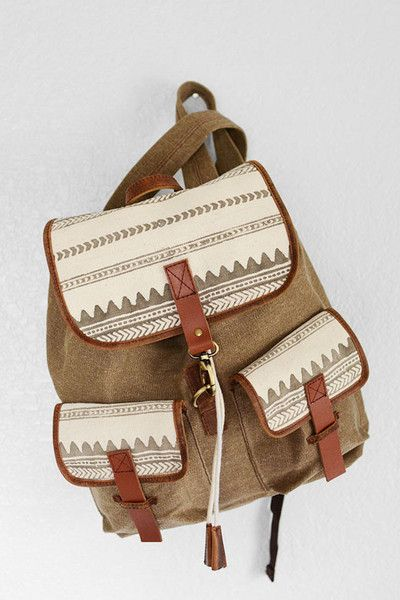 Fair Trade Backpack - on SALE!