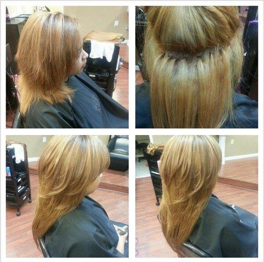 Brazilian Knot Method | Hair Weaves, Extentions ...