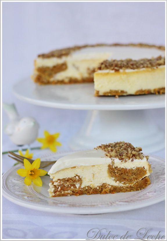 Dulce de Leche: Carrot Cake Cheesecake