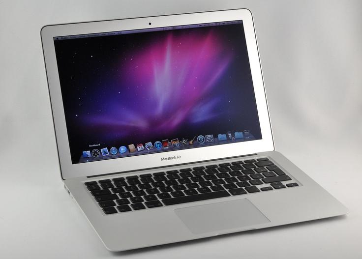 "My new 13 "" MacBook Air"