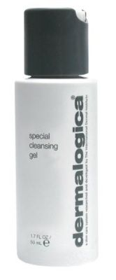 Dermalogica Special Cleansing Gel Travel Size: A concentrated, soap free, foaming gel designed to thoroughly remove impurities without disturbing the skins natural moisture balance. Contains no artificial fragrance or colour. #Dermalogica #SkinCare #TravelSize #Cleansing #Gel #AllSkinTypes #NormalSkin