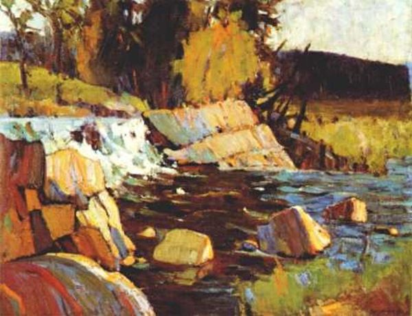 Thomas Thomson, Canadian Seven, Little Falls