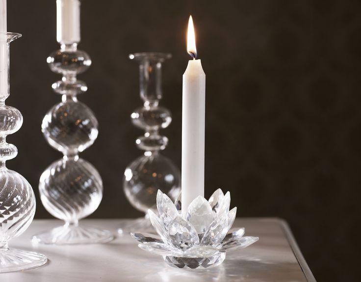 Emily Flower Candleholder #MerryBrissmas