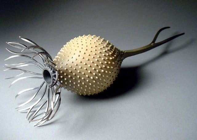 Plankton Art - item view  ©Sarah Parker-Eaton & Louise Hibbert
