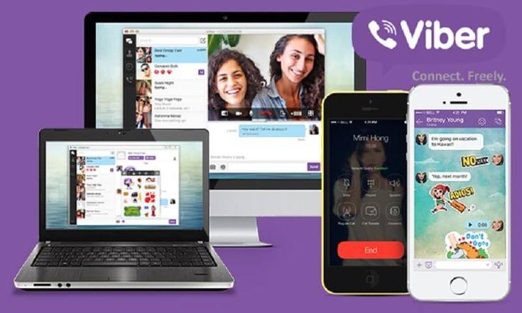 واجهة برنامج فايبر Viber سلسة وسهلة الإستخدام  وما تقدمه من شعارات وصور رائعة يتم تبادلها بين المتصلين. وبشهادة المواقع المتخصصة فإنه يفدم خدمة متقدمة وعالية الجودة من ناحية الجودة في المكالمات الصوتية.