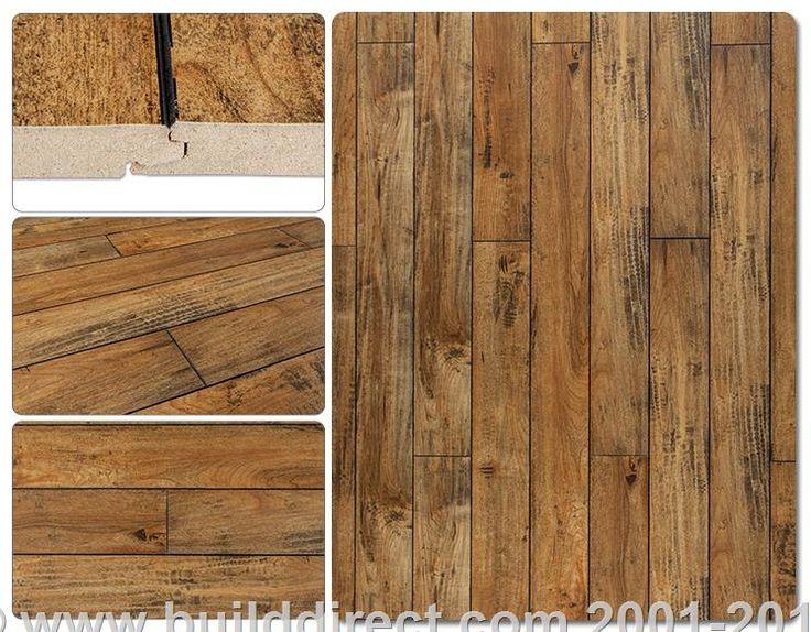 builddirect laminate flooring 12mm handscraped muskoka collection bala tan