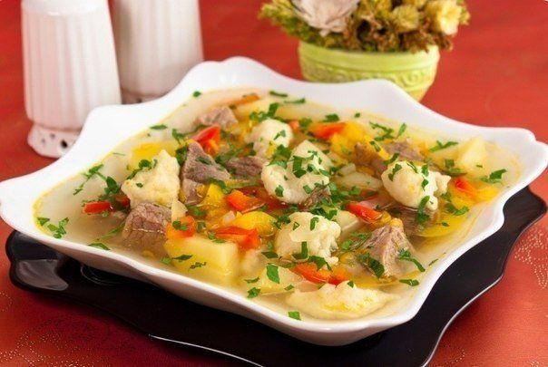 Как приготовить суп с клецками | sadok33.ru