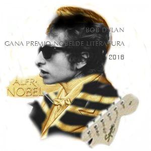 Bob Dylan-Premio Nobel de Literatura