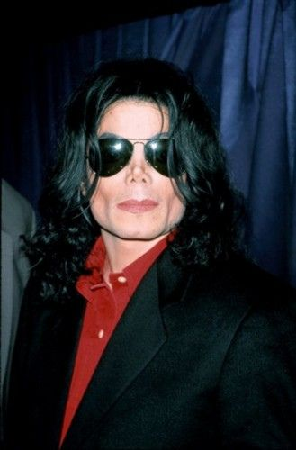 Michael Jackson at the Heal The Kids event to promote literacy,  Newark New Jersey..March 25, 2001.