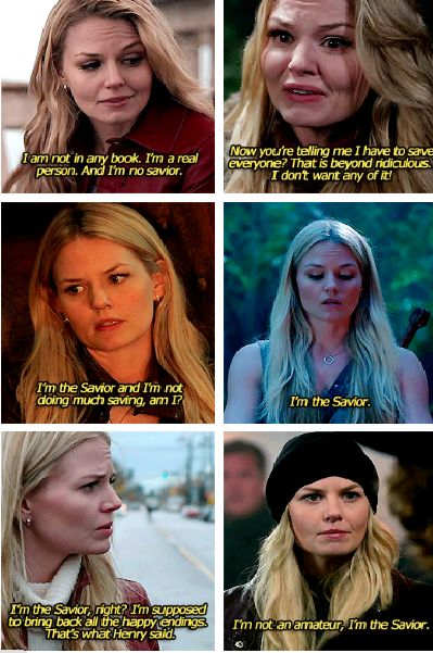 Let's take a moment to be proud of Emma's character development