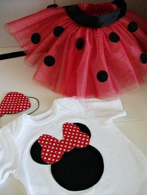 ropa de niña de la mini