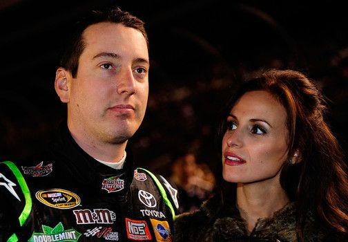 Hot photos of Samantha Sarcinella wife of NASCAR's Kyle Busch in 2015