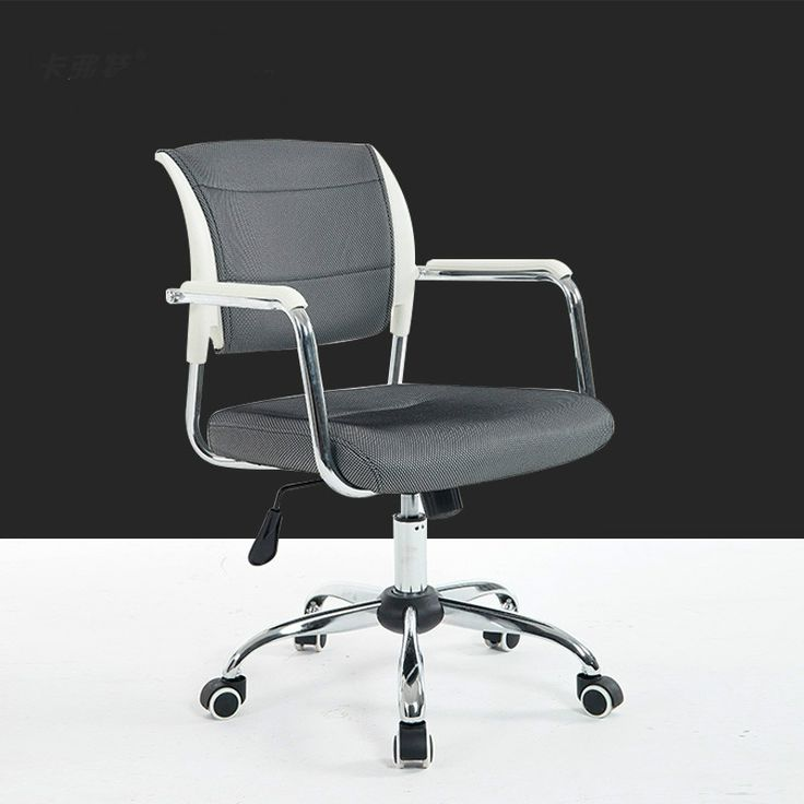 Breathable Mesh Cloth Ergonomic Office Chair Swivel Computer Chair Lifting  Adjustable Bureaustoel Ergonomisch Sedie Ufficio