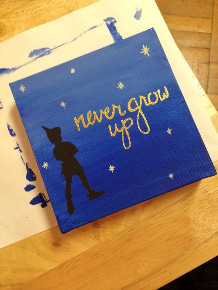 Disney Peter Pan canvas