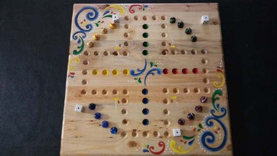 Aggravation Board game. by Leeslegacyboards on Etsy