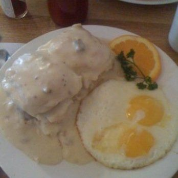 Touch of Paso - Biscuits and Gravy - Paso Robles, CA, United States