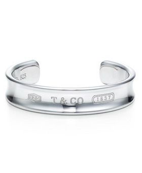 Tiffany & Co Outlet 1837 Collection Cuff Bangle