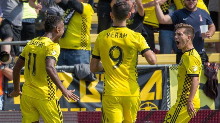 Ola Kamara nets 15th goal to help Columbus earn 1-1 draw with Sporting KC