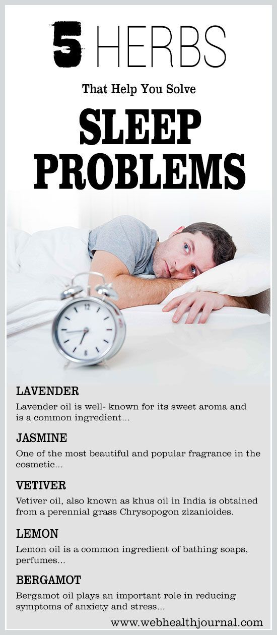 5 Herbs That Help You Solve Sleep Problems